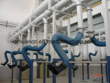 De binnen Wapens van de Extractie van de Damp van Weding van de Steun met de Slangen van pvc