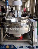 ガス暖房の鍋を調理する自動点火の砂糖