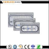 Resistente al agua de alta potencia de 7 años de garantía 85-265 V proyector LED de luz al aire libre con EMC