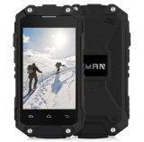 Iman X2 Téléphone Mobile6580 2,45 pouce Mtk Smartphone étanches IP65