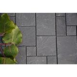 طبيعيّ صدئة/رماديّة/أسود حجارة ثقافيّ [سلتتيل] لأنّ يرصف/أرضية/جدار/[كلدّينغ]/حديقة