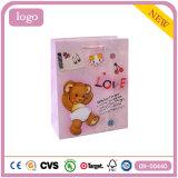 Подарка настоящего момента конфеты медвежонка дня Valentine мешки романтичного бумажные
