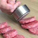 Manuel unique en acier inoxydable de la viande d'Hamburger Hamburger appuyez sur Appuyez sur Maker moule
