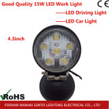 18W 4inch Round LED Work Light for Car and Truck OFF Road
