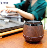 Novo Smart Madeira Aroma de ultra-Alto-falante Bluetooth difusor de Óleo Essencial