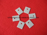 Conductivité thermique élevée de la plaque en céramique nitrure d'aluminium