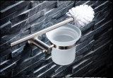 둥근 작풍 스테인리스 304의 화장실 솔 홀더 목욕 부속품