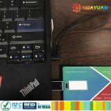Multiuso de alta qualidade ISO14443UM MIFARE® DESFire® USB RFID EV1. Cartão de Visita