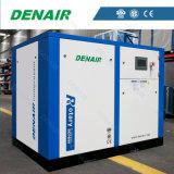 Compresseur d'air stationnaire de vis d'alimentation AC pour la machine de nettoyage