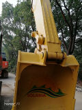 Utilisé excavateur hydraulique Komatsu450-8 excavatrice chenillée pour la vente de PC