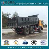 De gebruikte Vrachtwagen van de Stortplaats van Sinotruk van de Vrachtwagen van de Stortplaats van de Mijnbouw van de Vrachtwagen HOWO 6X4