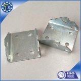 Chinesischer Hersteller-kundenspezifischer Blech-Herstellungs-Service galvanisiertes stempelndes Stahlteil