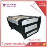 80/120/150 w-lederne Holz-Laser-Ausschnitt-acrylsauergravierfräsmaschine