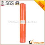 Orange non tissée du numéro 6 de matériaux d'emballage de fleur et de cadeau de pp
