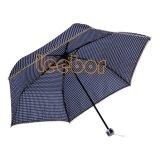マニュアルの開いた極度の小型折る日曜日のギフトのライト級選手の傘