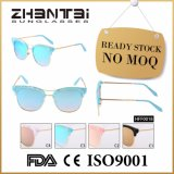 Cat Eye Female Fashion High Quality Mirror Sunglasses (HFF0018)