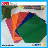 Яркие цвета с двойной ABS пластиковый лист/плата с низкой цене и высокое качество