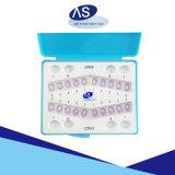 Como fabricante de ortodoncia Sapphire Auto soportes ligar