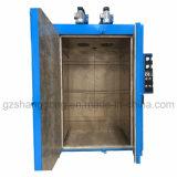 Horno industrial de electrochapado del calentador eléctrico de las perchas