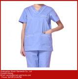 A nutrição médica personalizada barata dos uniformes do hospital da forma esfrega (H23)