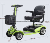 Vier Mobilitäts-Roller der Rad-24V/250W mit Cer-Bescheinigung
