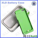 caixa de bateria 2200mAh externa para o iPhone 5c, 14 cores para a escolha (OM-PW5C)