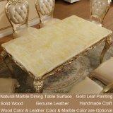 Tabella pranzante di legno con la presidenza del sofà per mobilia domestica