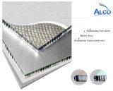 Sound Insullation PVDF Panneau alvéolaire en aluminium avec revêtement