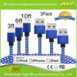 USB Syncing e cavo di carico di 10FT di iPhone