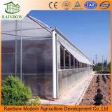 Fuerte estructura, sistema de ventilación de gases de efecto