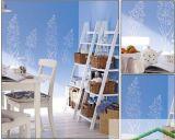 Ecológica de pintura de pared interior de la casa de base acuosa