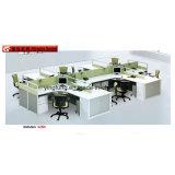 대중적인 현대 사무실 워크 스테이션 모듈 사무실 책상 Yf-G1501