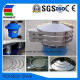 Separador da Peneira vibratória para separação de materiais de tamanho fino