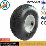 Heavy Duty Free Wheels plat pour roue pivotante (4.10/3.50-4)
