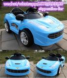 El nuevo diseño embroma el coche eléctrico de los juguetes del plástico del coche del juguete