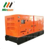 Générateur diesel silencieux d'alimentation électrique 187 kVA 150kw