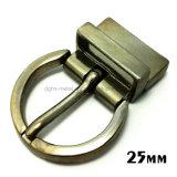 고품질 금속 아연 합금 복장을%s 뒤집을 수 있는 버클 Pin 벨트 죔쇠는 띠를 맨다 의복 단화 핸드백 (XWS-ZD223-ZD129-25)를