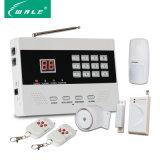 Sistema di allarme intelligente senza fili poco costoso di obbligazione domestica dello PSTN