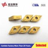 Inserciones de carburo de tungsteno CNC de Lihua Factory