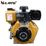 디젤 엔진 열쇠 구멍 샤프트 공기 정화 장치 Robin 공냉식 색깔 (HR170F)