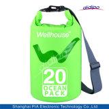 Мешок Waterprove пакета океана для акватических спортов 20L