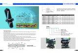 2.5 pulgadas T Manual de riego Tipo de filtro de disco grande