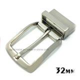 Alliage de zinc métal de haute qualité réversible broche boucle la boucle de ceinture pour les courroies de chaussures du vêtement Robe de sacs à main (XWS-ZD251--ZD288)