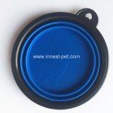 Hondevoer van het Silicone en Kom de de van uitstekende kwaliteit van de Reis van het Water
