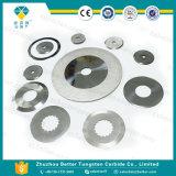 Láminas redondas del disco del corte del carburo de tungsteno