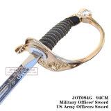 Espada militar los 94cm Jot094G de Officer de la espada de los oficiales del Ejército del EE. UU.