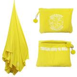 Grande sciarpa variopinta del Sarong della spiaggia dello Swimwear delle signore con il sacchetto
