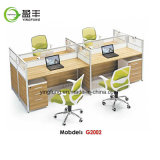 Poste de travail modulaire Yf-G2001 de bureau de partition de bureau de meubles de bureau
