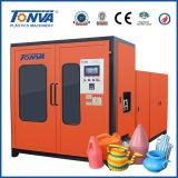Machine de soufflage de corps creux d'extrusion de Tonva 5L pour le bac en plastique avec de doubles couleurs