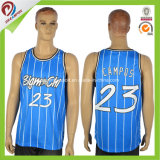 Parte Superior do Tanque de desporto personalizado se sublima grossista camiseta para mulheres e homens